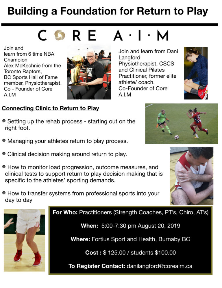 Therapy seminar at Fortius- Alex and Dani Flyer._1